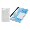 Olympic Delivery Book Carbon Duplicate #633