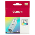 Canon BCI-24 Colour Ink Twin Pack
