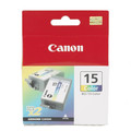 Canon BCI-15 Colour Ink Tri-Pack