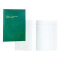 Collins 61 Analysis Book 18 Money Column A4