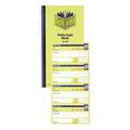 Spirax #552 Petty Cash Book