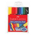 Faber-Castell Connector Pens Pk/10