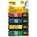 3M 683-4 Post-it Assorted Mini Colour Flags Pk/140
