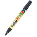 Artline 70 Permanent Marker Black 1Pack