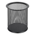 Esselte Mesh Pencil Cup - Black