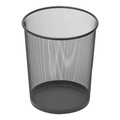 Esselte Mesh 10L Waste Bin - Black