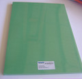 Colourboard Emerald Green A3 297x420mm 50/Pack