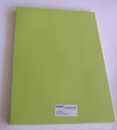 Colourboard Lime Green A4 210x2970mm 50/Pack
