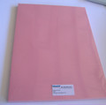 Colourboard Pink A3 297x420mm 50/Pack
