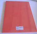 Colourboard Scarlet A3 297x420mm 50/Pack