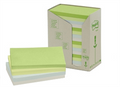 Post-it 655-RTP Recycle Notes Pastel 127 x 76mm 16/Pack