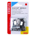 Esselte NalClip Refills Medium Steel Pk/50