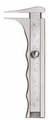 CALIPER, LENGTH 9,5 CM,GRADUATED CENTIMETER & INCH WITHFIXATION SCREW*** NO MEDICAL DEVICE. SCALE IS NOT CALIBRATED.