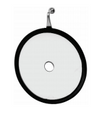 HEAD MIRROR BY ZIEGLER ONLY, WITH RIGHTANGLED BALL, INTERCHANGEABLE,90 MM