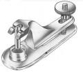 GOMCO Type Circumcision Clamp, Disposable, Chrome Plated, New Born 1.3cm .