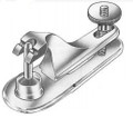 GOMCO Type Circumcision Clamp, Disposable, Chrome Plated, Infant 1.45cm