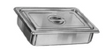 "Instrument Pan Cover, Rounded Corners 12-1/4 x 10 x 5/8"", (31cm x 25.4cm x 1.6cm)"