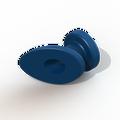 Armstrong Grommet Ventilation Tube- Poly 1.1mm lumen (6/bx)