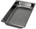 """Perforated Instrument Tray 100MM 4""""- 52.9 x 32.5 x 10.2cm"""