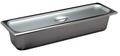 "Sterilization Tray 4"" Pan 22 Gauge- 53 x 16.1 x 10.2cm- 5.7 L"