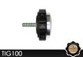 KAOKO Motorcycle Throttle Stabilzers for Triumph Street Triple 675/R (2011 -)