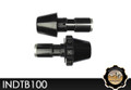 KAOKO Motorcycle Throttle Stabilzers for Indian Scout (2015 - ) Black