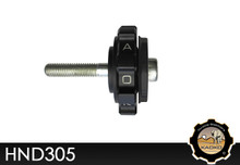KAOKO Motorcycle Throttle Stabilzers for Honda VFR750 RC36 (1993-1998)