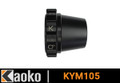 KAOKO Motorcycle Throttle Stabilzers for Aprilia AK550 Super Tourer (2018- )