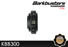 KAOKO Motorcycle Throttle Stabilzers for Kawasaki KLR650E (for use with Barkbusters VPS & Storm Plastics)