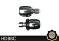 "KAOKO Cruise Control for Harley Davidson 1"" handlebars - Chrome Barrel shape"