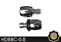 KAOKO Cruise Control for Harley Davidson 1.5 inch handlebars - Chrome Barrel shape