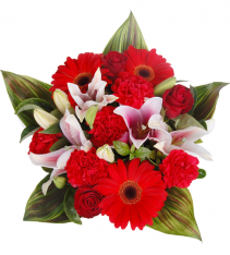 gerberas roses and more made this our top seller for flower delivery in sweden.