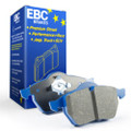 EBC Blue Stuff Front Brake Pads for 03-04 Infiniti G35 6 spd w/ Brembo