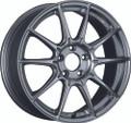 SSR GTX01 18x10.5 5x114.3 22mm Dark Silver Wheel -  XA18105+2205GDK