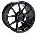 Enkei TS-V 17x8 5x100 45mm Offset 72.6mm Bore Gloss Black Wheel