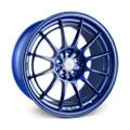 Enkei NT03+M 18x9.5 5x100 40mm Victory Blue Wheel - 3658958040BL