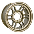 Enkei RPT1 16x8 6x139.7 0mm Titanium Gold Wheel - 520-680-8400GG