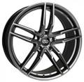 Enkei SS05 18x8 5x114.3 38mm Hyper Gray Wheel - 511-880-6538GR