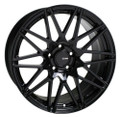 Enkei TMS 18x9.5 5x114.3 38mm Gloss Black Wheel - 515-895-6538BK