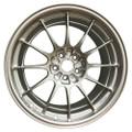 Enkei NT03+M 18x9.5 5x108 40mm F1 Silver Wheel - 3658953140SP