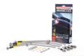 Goodridge Stainless Steel Brake Lines for 02-07 Subaru WRX / STI - 24215