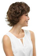 Top Crown | Synthetic Hair Topper (Full Mono)
