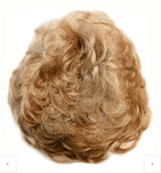 Playmate Straight | Synthetic Hair Topper