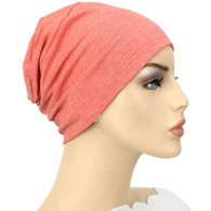 CORAL BAMBOO ACTIVITY CHEMO CAP
