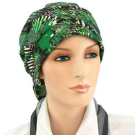 100 % COTTON JUNGLE TWO WAY CAP