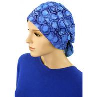 BLUE FANTASY TWO WAY CAP