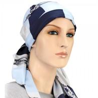 SILK CLASSIC BEAUTY CALYPSO EXCLUSIVE HEADSCARF