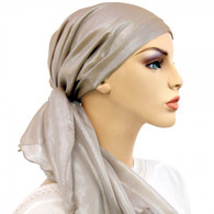 SHIMMERING SAND EXCLUSIVE CALYPSO HEADSCARF