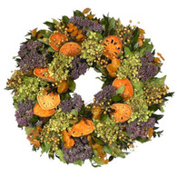Autumn Harvest Wreath - 16 inch