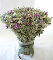 Calico Hand Tied Stack - 15 inch